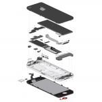 iphone4 teardown diagram